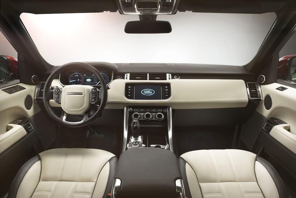 2014 Range Rover Sport Interior Egmcartech